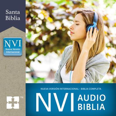 NVI Audiobiblia Completa Audiobook, by Zondervan