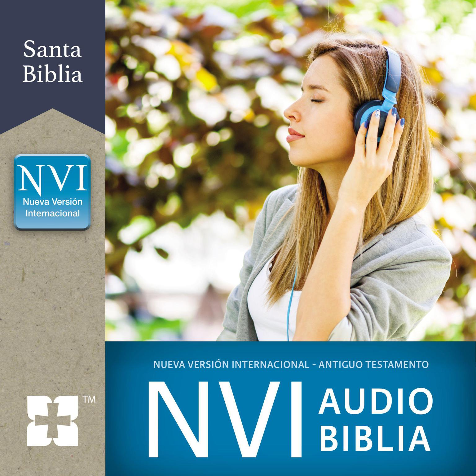 Printable Audiobiblia NVI: El Antiguo Testamento Audiobook Cover Art