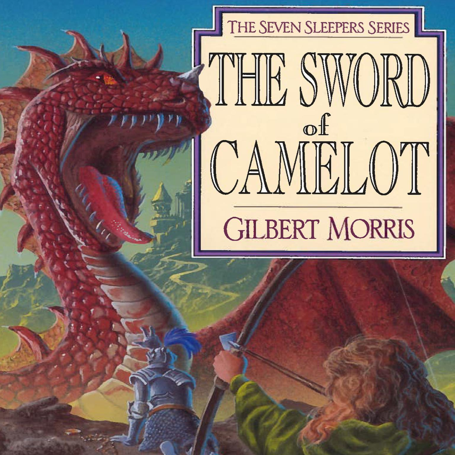 Printable The Sword of Camelot Audiobook Cover Art