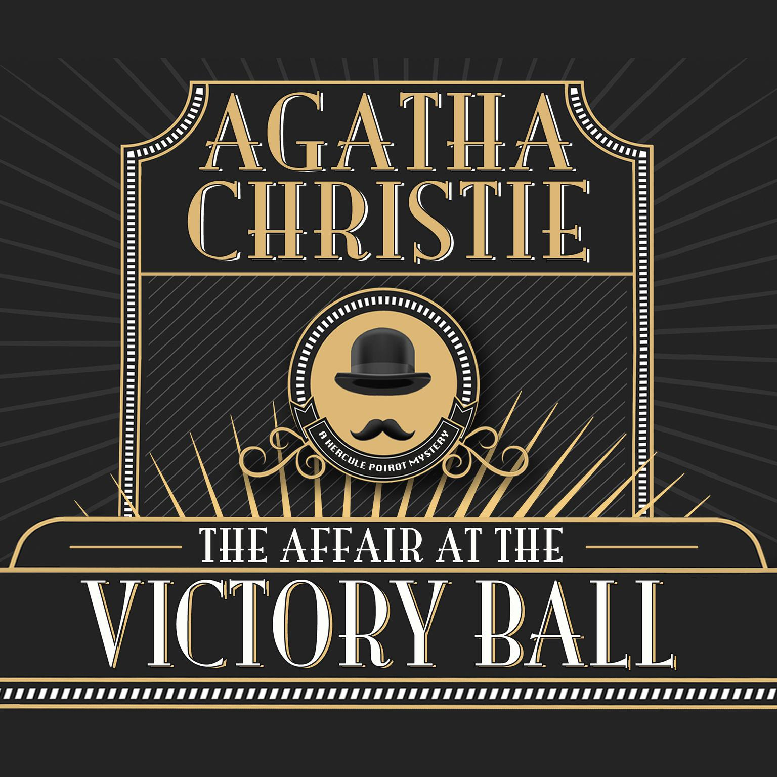 Printable The Affair at the Victory Ball Audiobook Cover Art