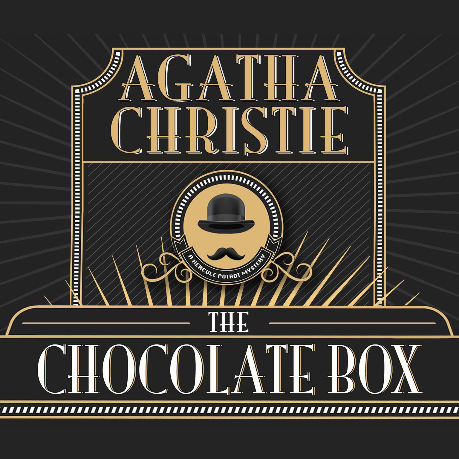Printable The Chocolate Box Audiobook Cover Art