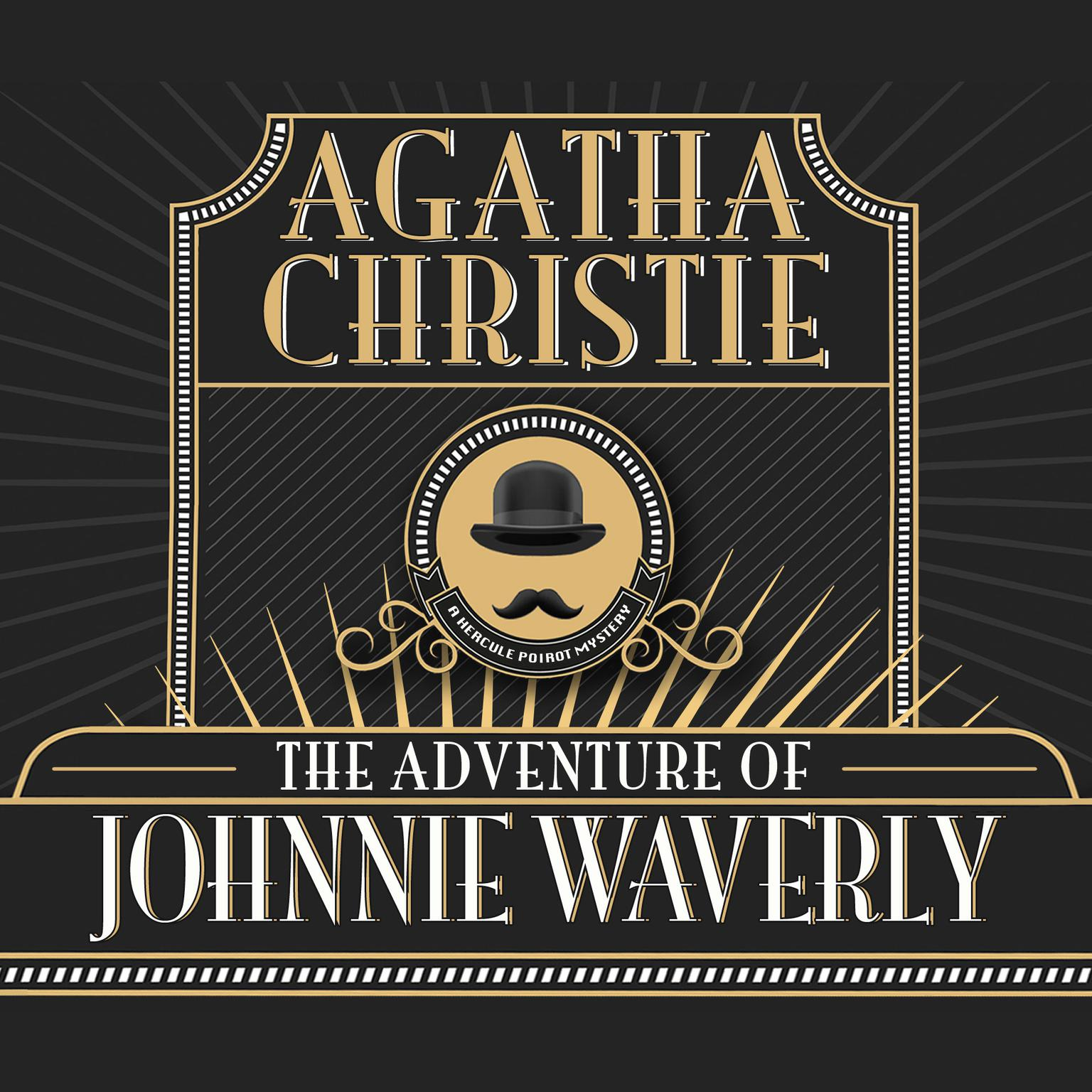 Printable The Adventure of Johnnie Waverly Audiobook Cover Art