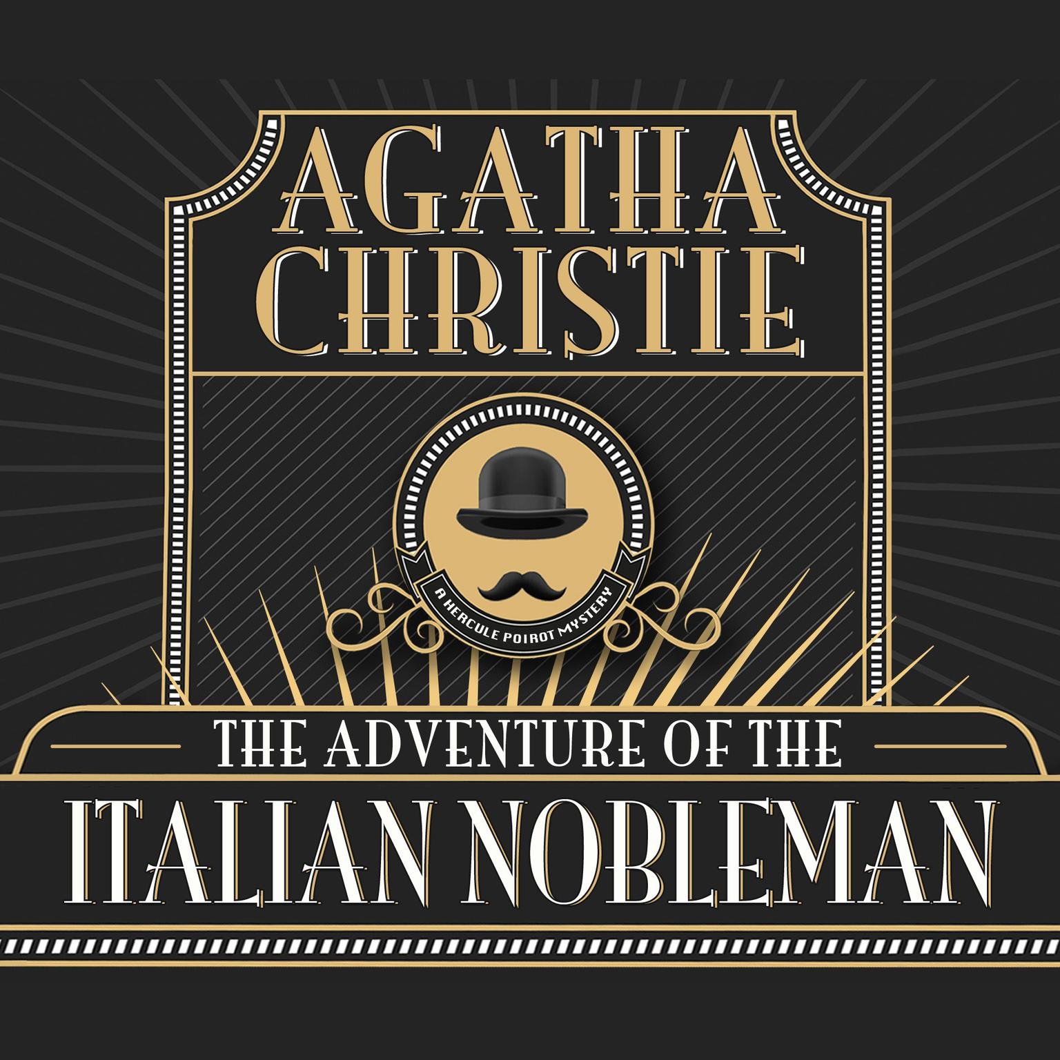 Printable The Adventure of the Italian Nobleman Audiobook Cover Art