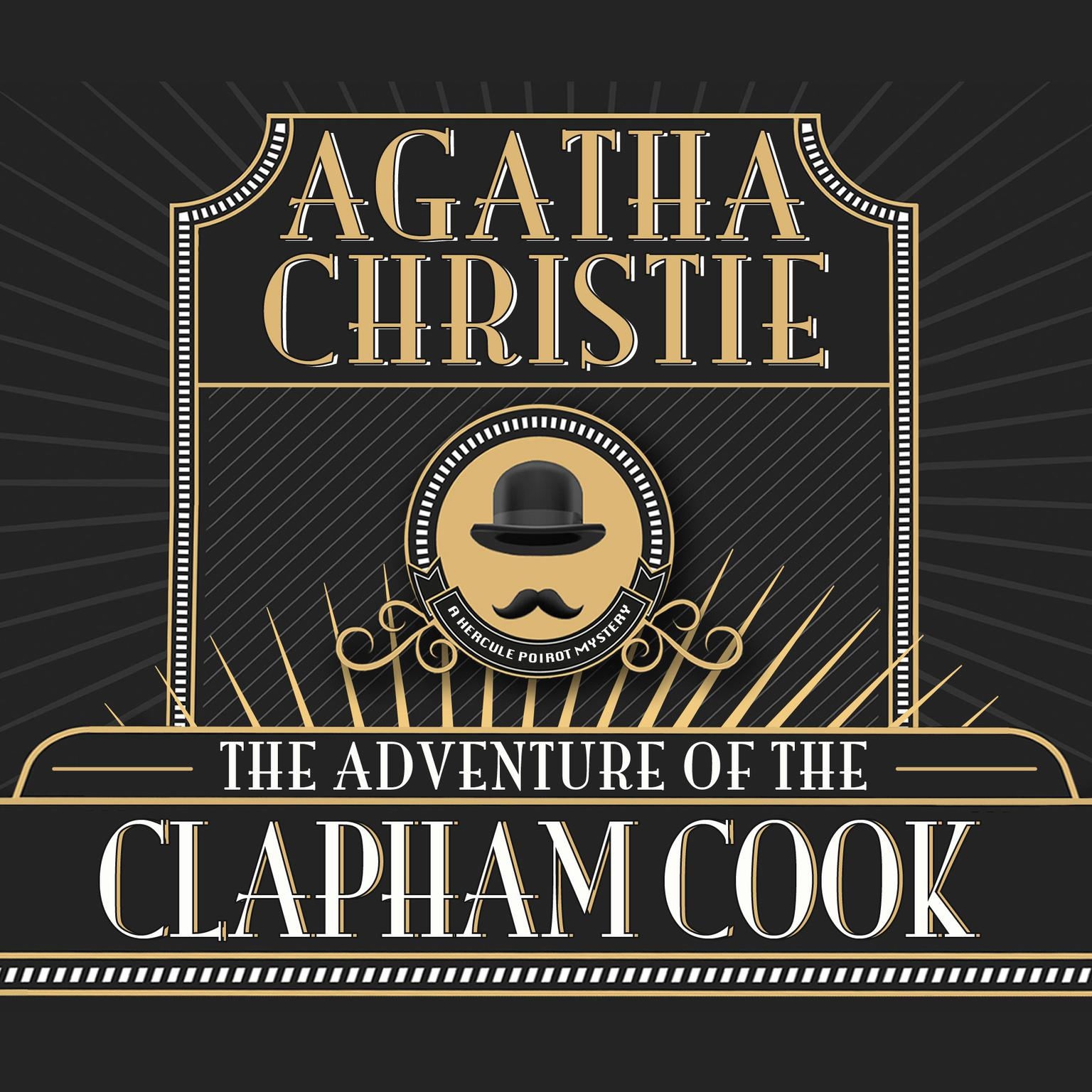 Printable The Adventure of the Clapham Cook Audiobook Cover Art
