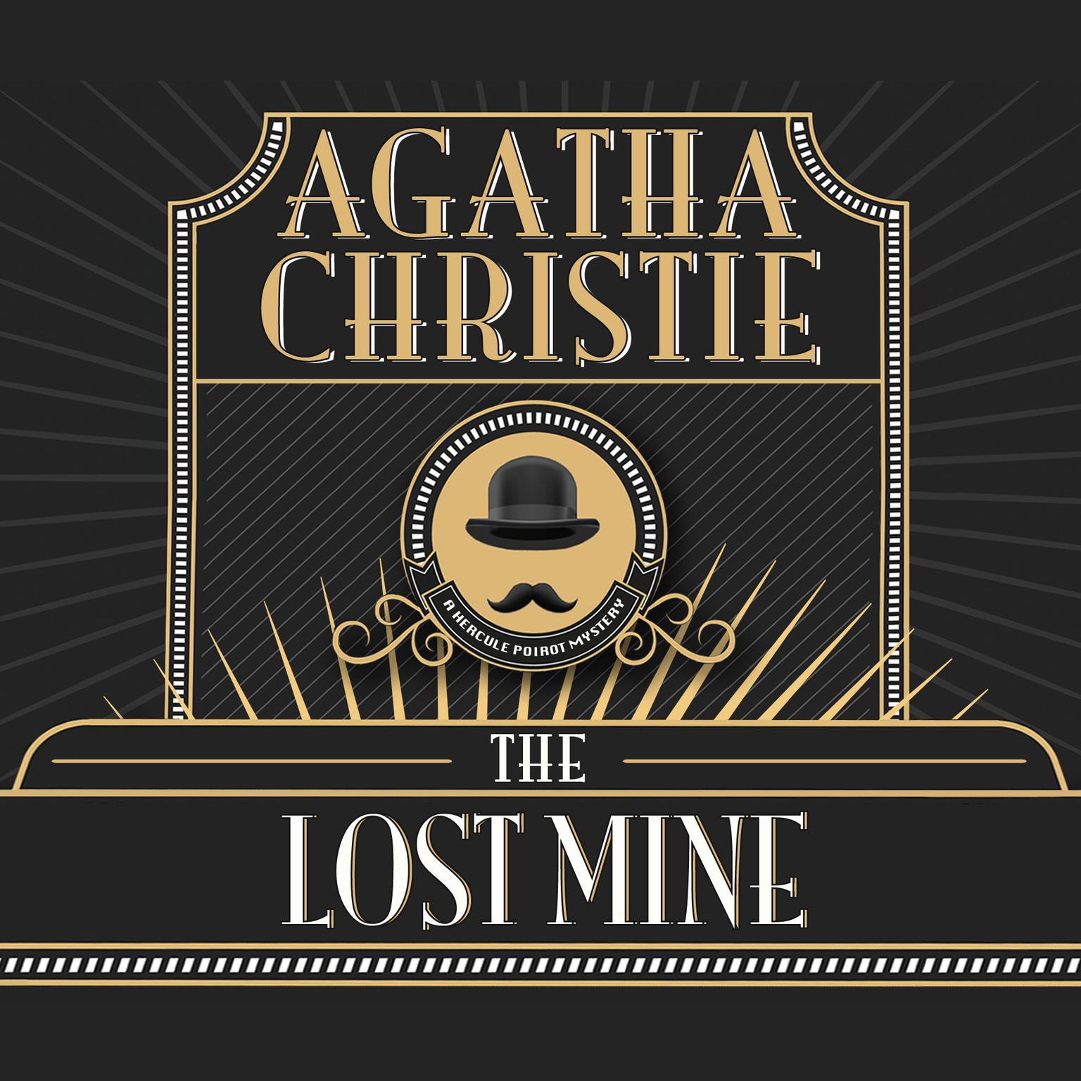Printable The Lost Mine Audiobook Cover Art