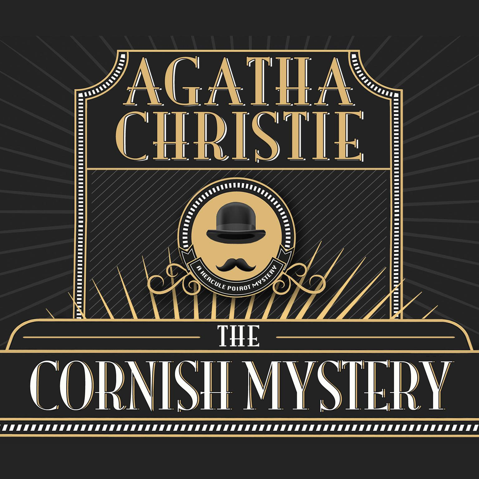 Printable The Cornish Mystery Audiobook Cover Art