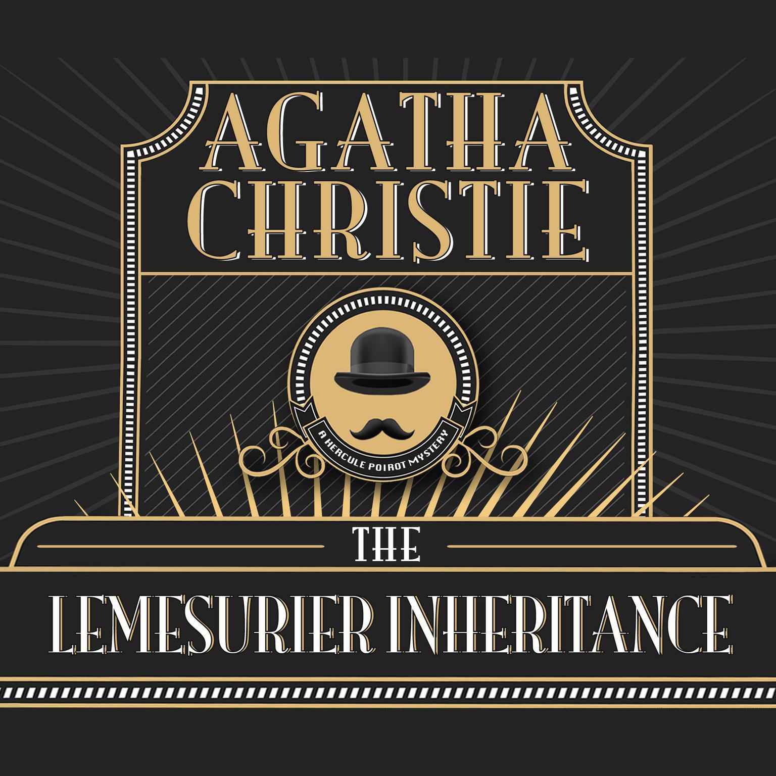 The Lemesurier Inheritance Audiobook, by Agatha Christie