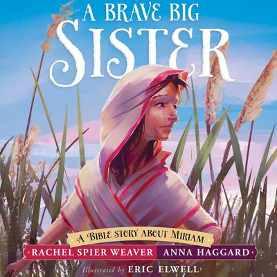 A Brave Big Sister: A Bible Story About Miriam Audiobook, by Rachel Spier Weaver
