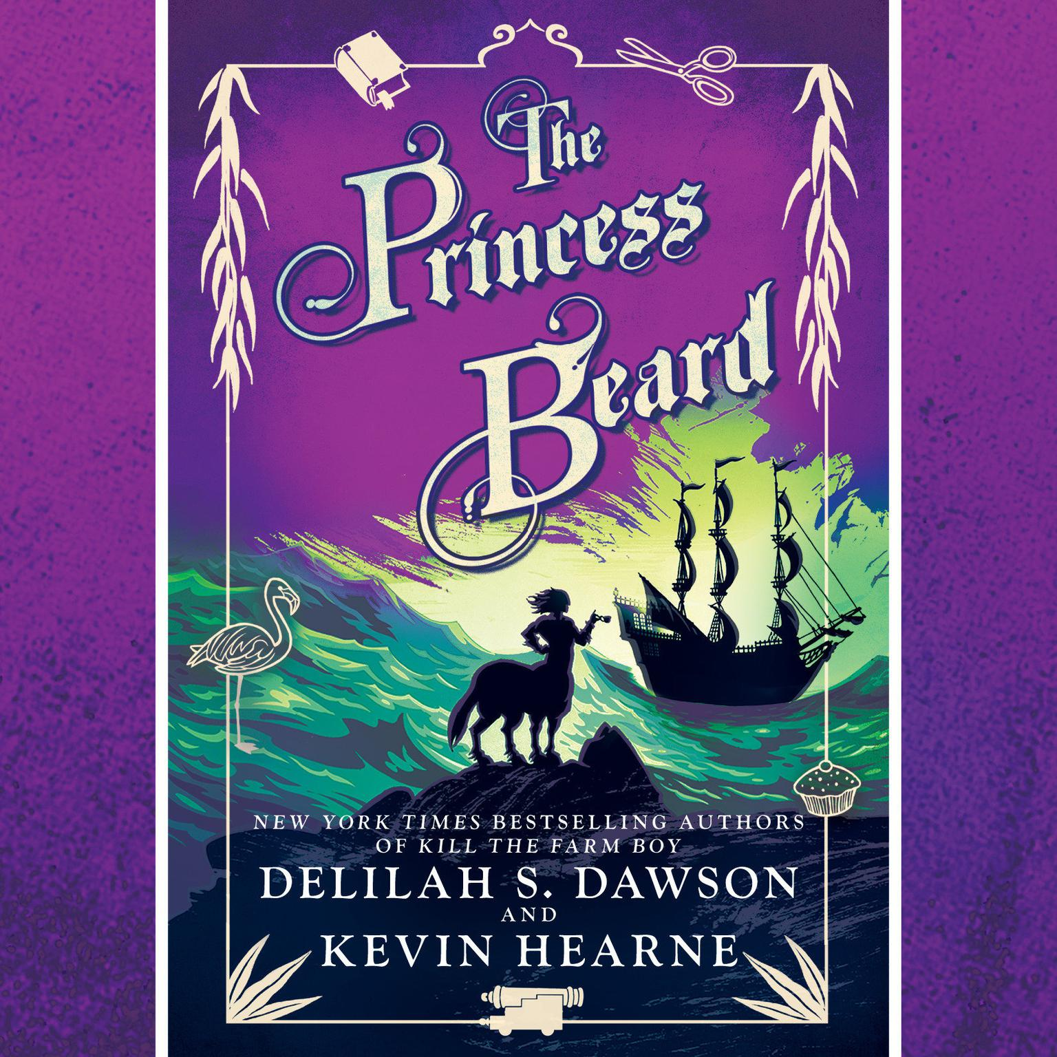 Printable The Princess Beard: The Tales of Pell Audiobook Cover Art