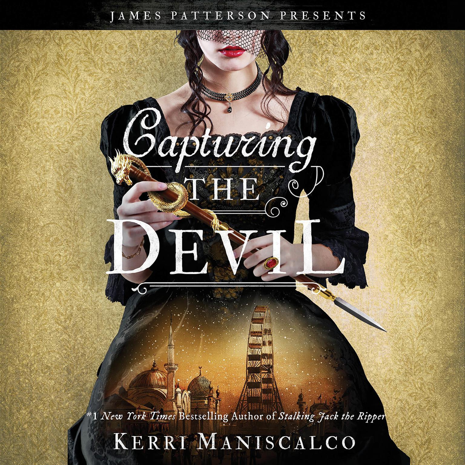 Printable Capturing the Devil Audiobook Cover Art