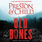 Old Bones Audiobook, by Douglas Preston, Lincoln Child