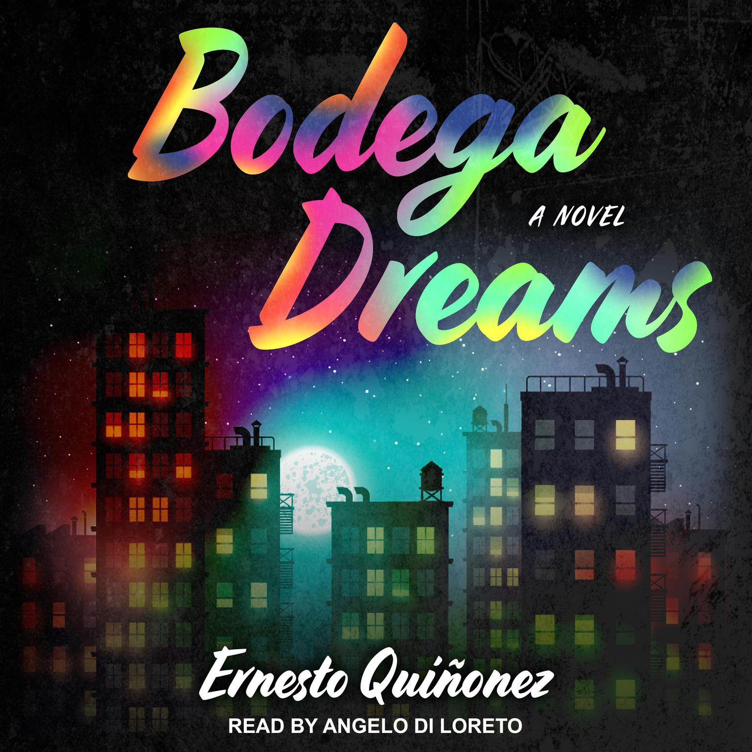 Printable Bodega Dreams: A Novel Audiobook Cover Art