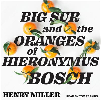 Big Sur and the Oranges of Hieronymus Bosch Audiobook, by Henry Miller