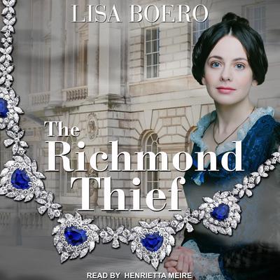 The Richmond Thief Audiobook, by Lisa Boero
