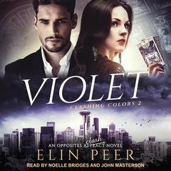 Violet Audiobook, by Elin Peer
