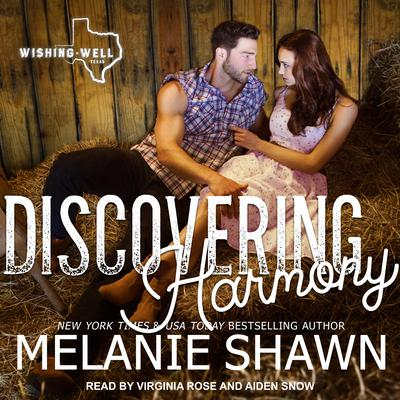 Discovering Harmony Audiobook, by Melanie Shawn