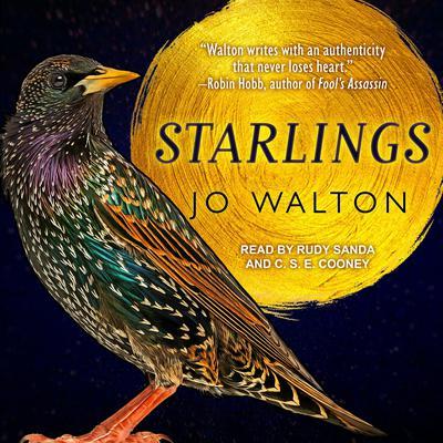 Starlings Audiobook, by Jo Walton