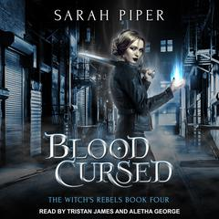 Blood Cursed: A Reverse Harem Paranormal Romance Audiobook, by Sarah Piper
