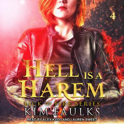 Hell is a Harem: Book 4 Audiobook, by Kim Faulks