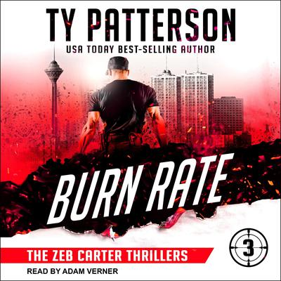Burn Rate Audiobook, by Ty Patterson