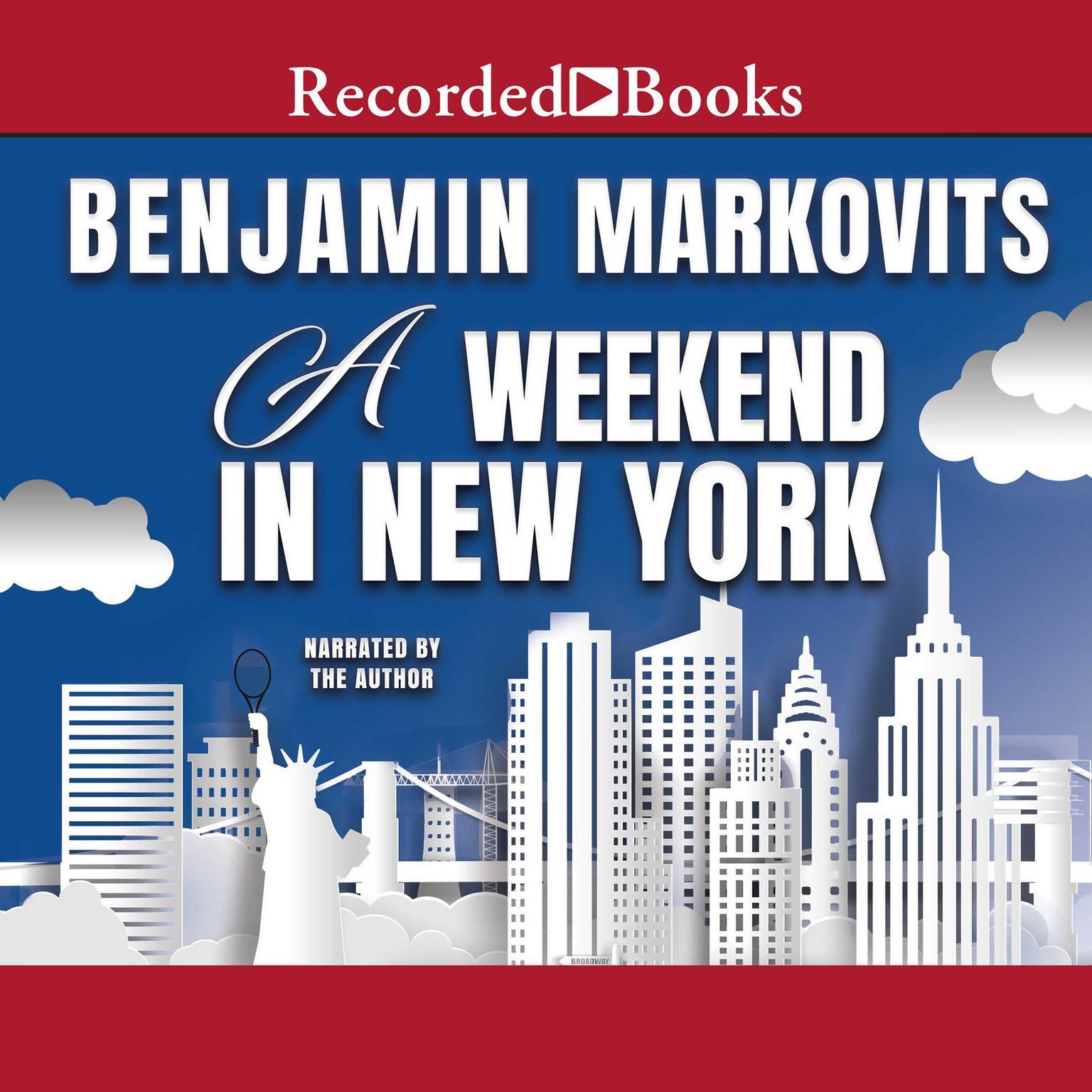 Printable A Weekend in New York Audiobook Cover Art