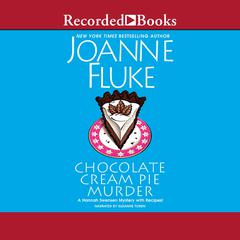 Chocolate Cream Pie Murder Audiobook, by Joanne Fluke