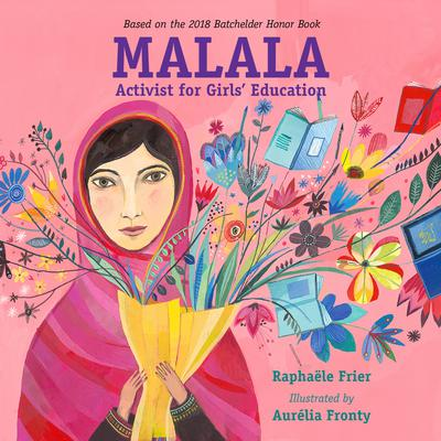 Malala: Activist for Girls Education Audiobook, by Raphaële Frier