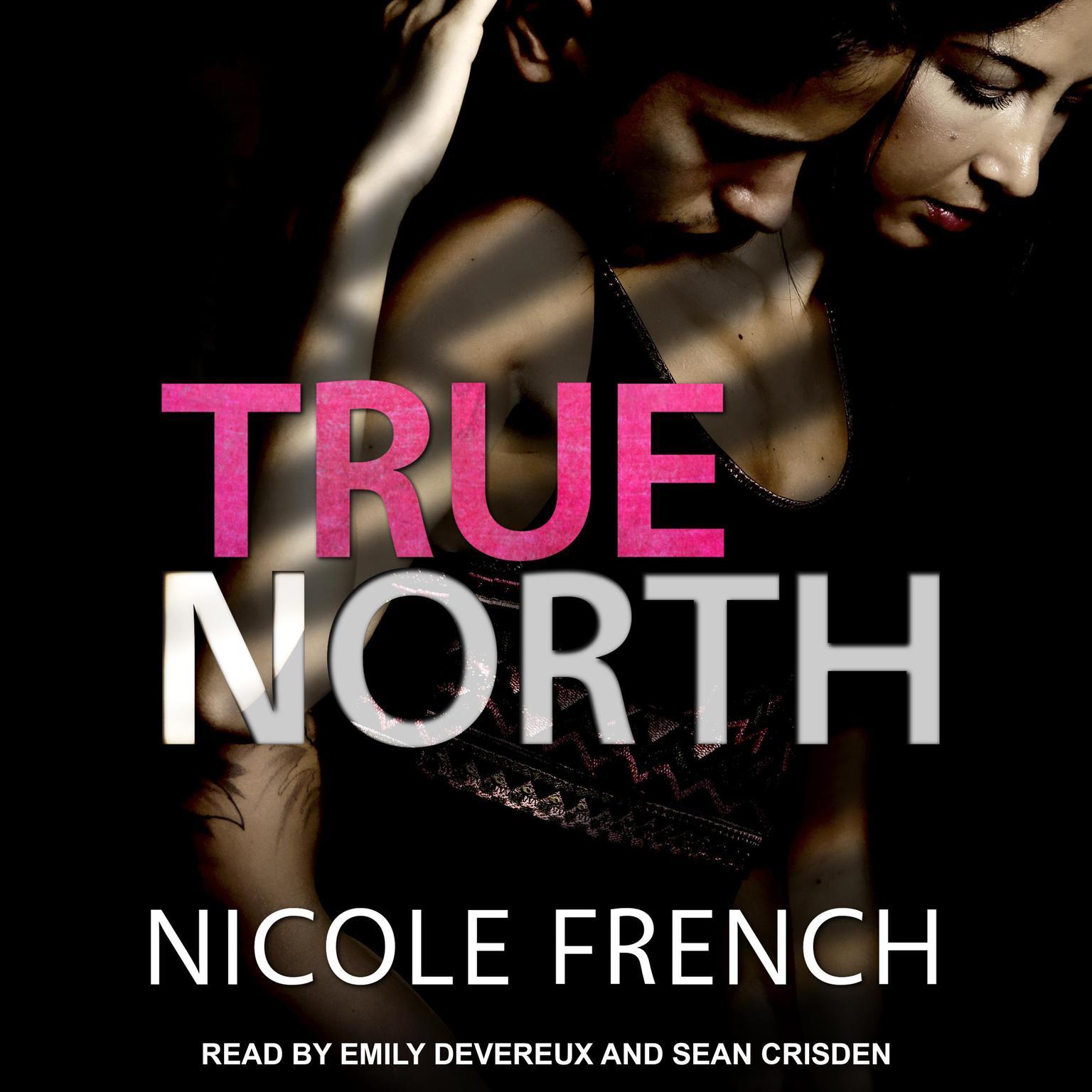 Printable True North Audiobook Cover Art