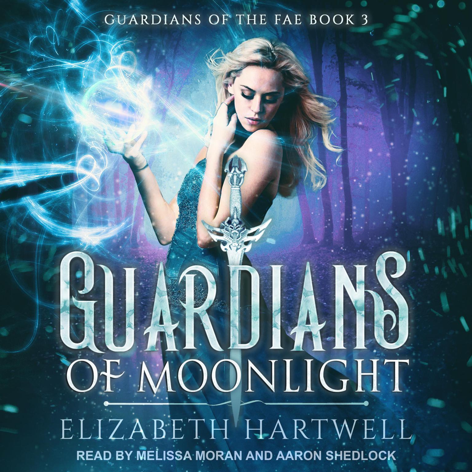 Guardians of Moonlight: A Reverse Harem Paranormal Fantasy Romance Audiobook, by Elizabeth Hartwell