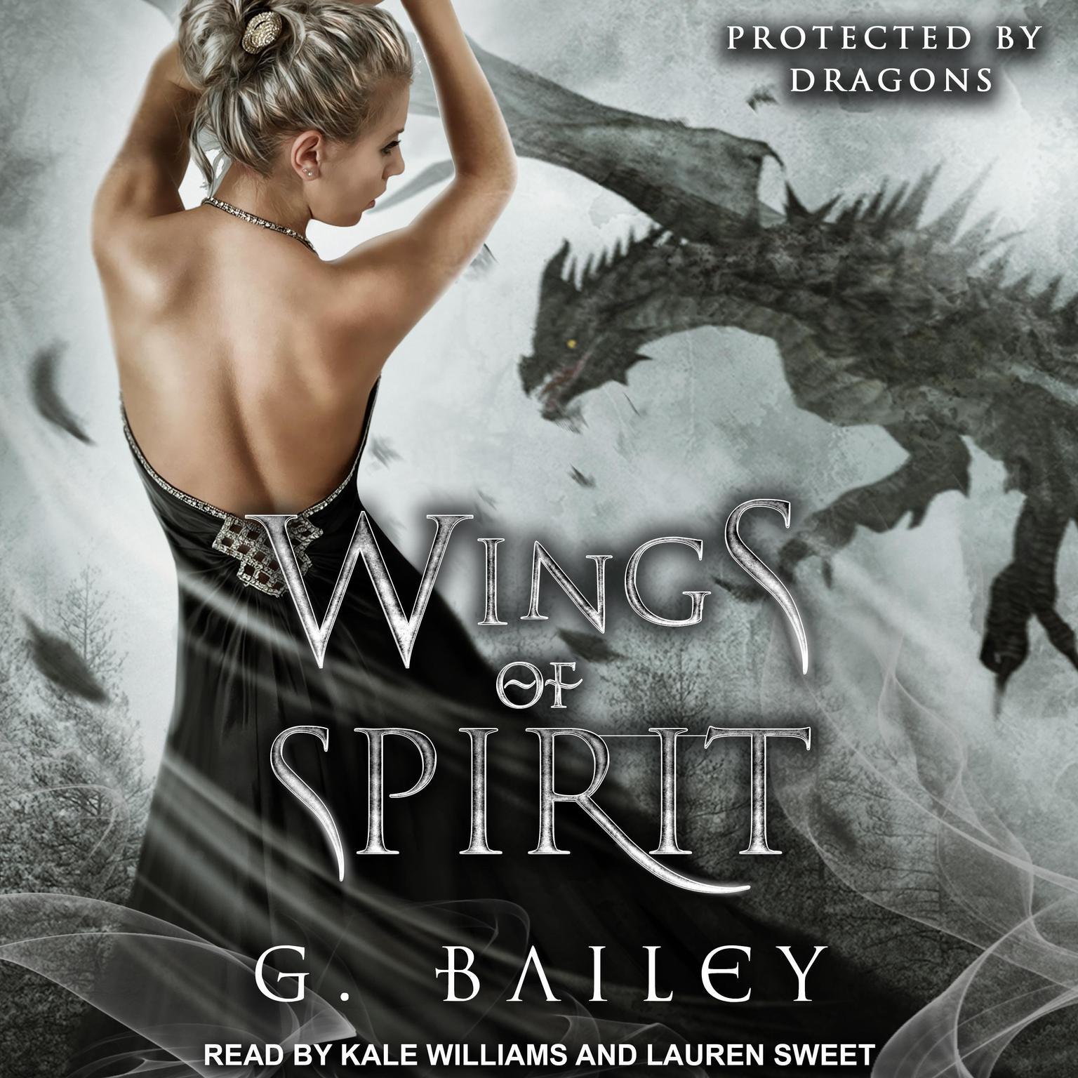 Printable Wings of Spirit Audiobook Cover Art