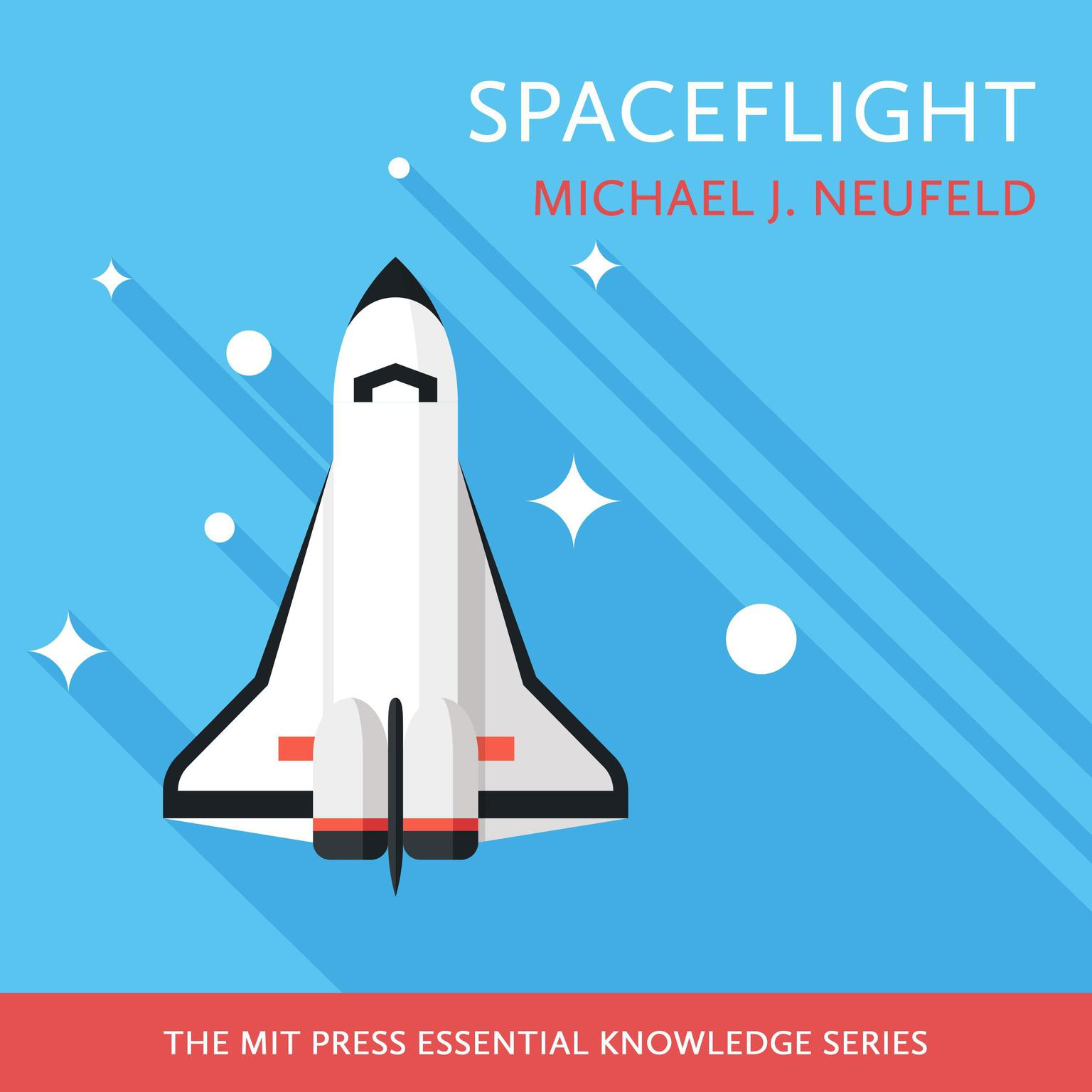 Printable Spaceflight: A Concise History Audiobook Cover Art