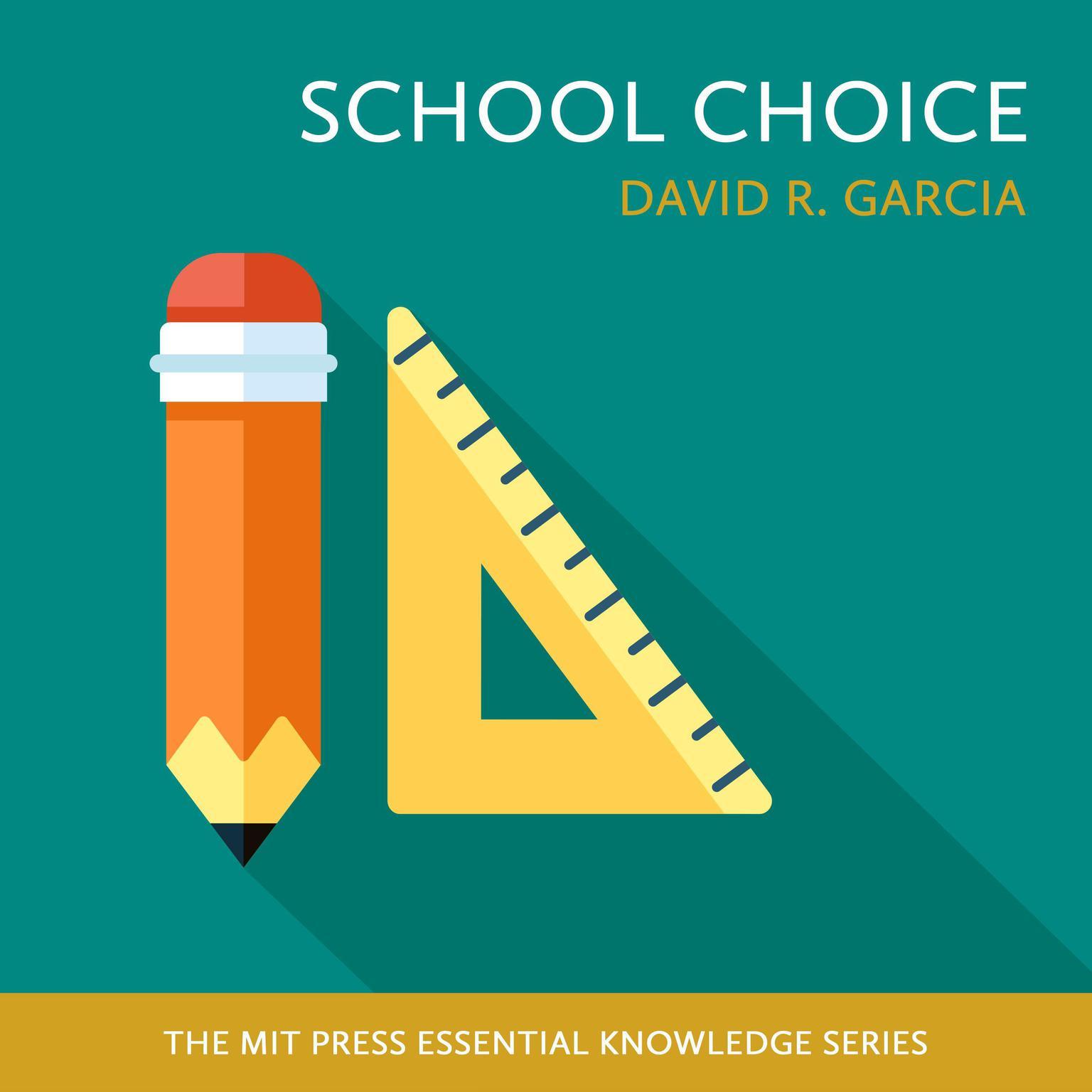 Printable School Choice Audiobook Cover Art