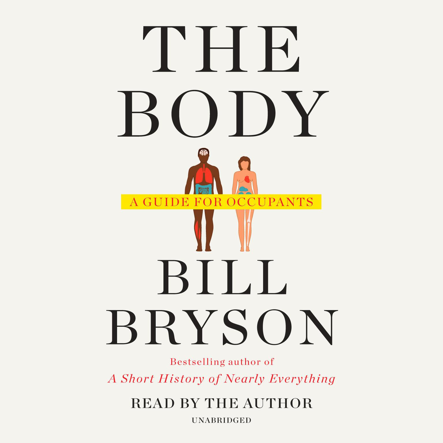 Printable The Body: A Guide for Occupants Audiobook Cover Art