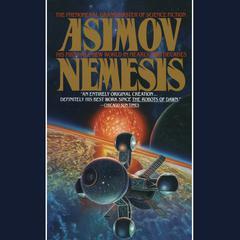 Nemesis: A Novel Audiobook, by Isaac Asimov