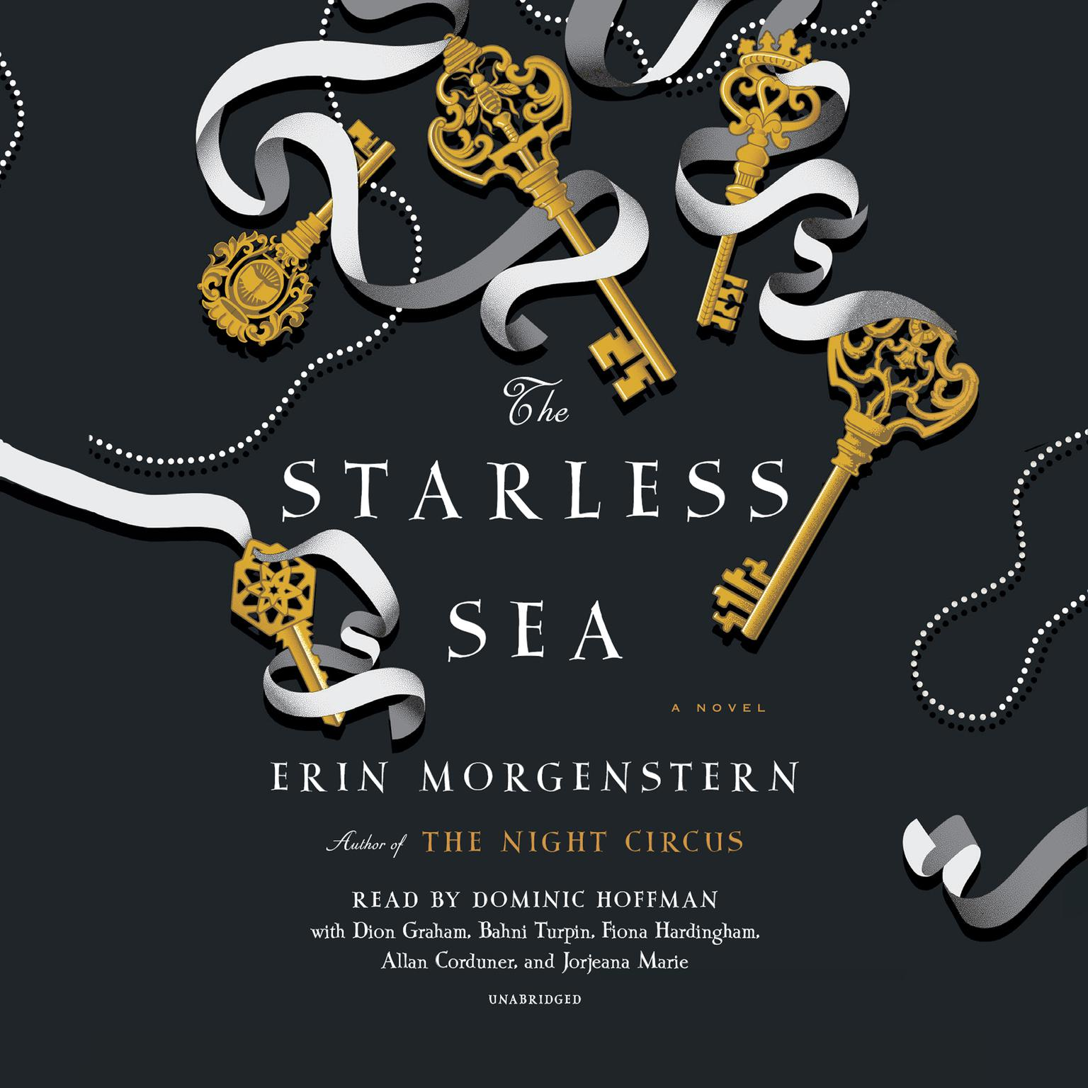 Printable The Starless Sea: A Novel Audiobook Cover Art