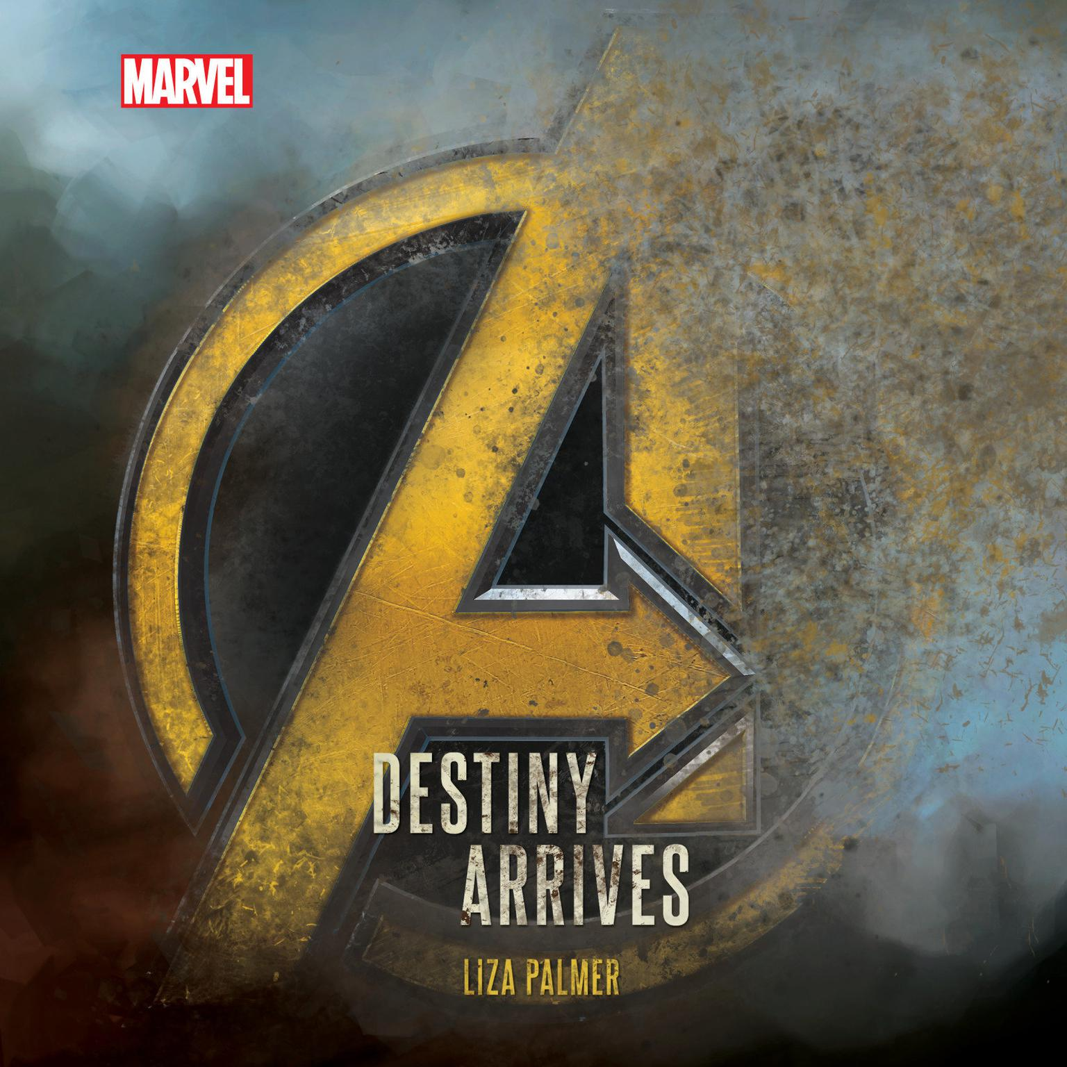 Printable Avengers: Infinity War Destiny Arrives Audiobook Cover Art