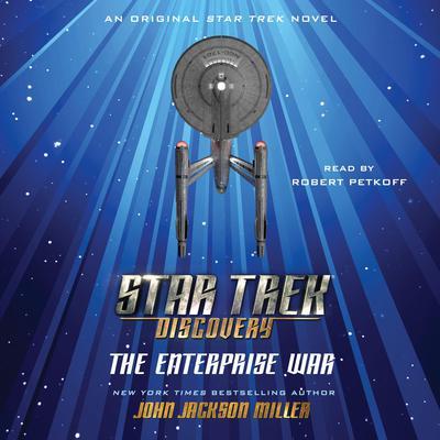 Star Trek: Discovery: The Enterprise War Audiobook, by