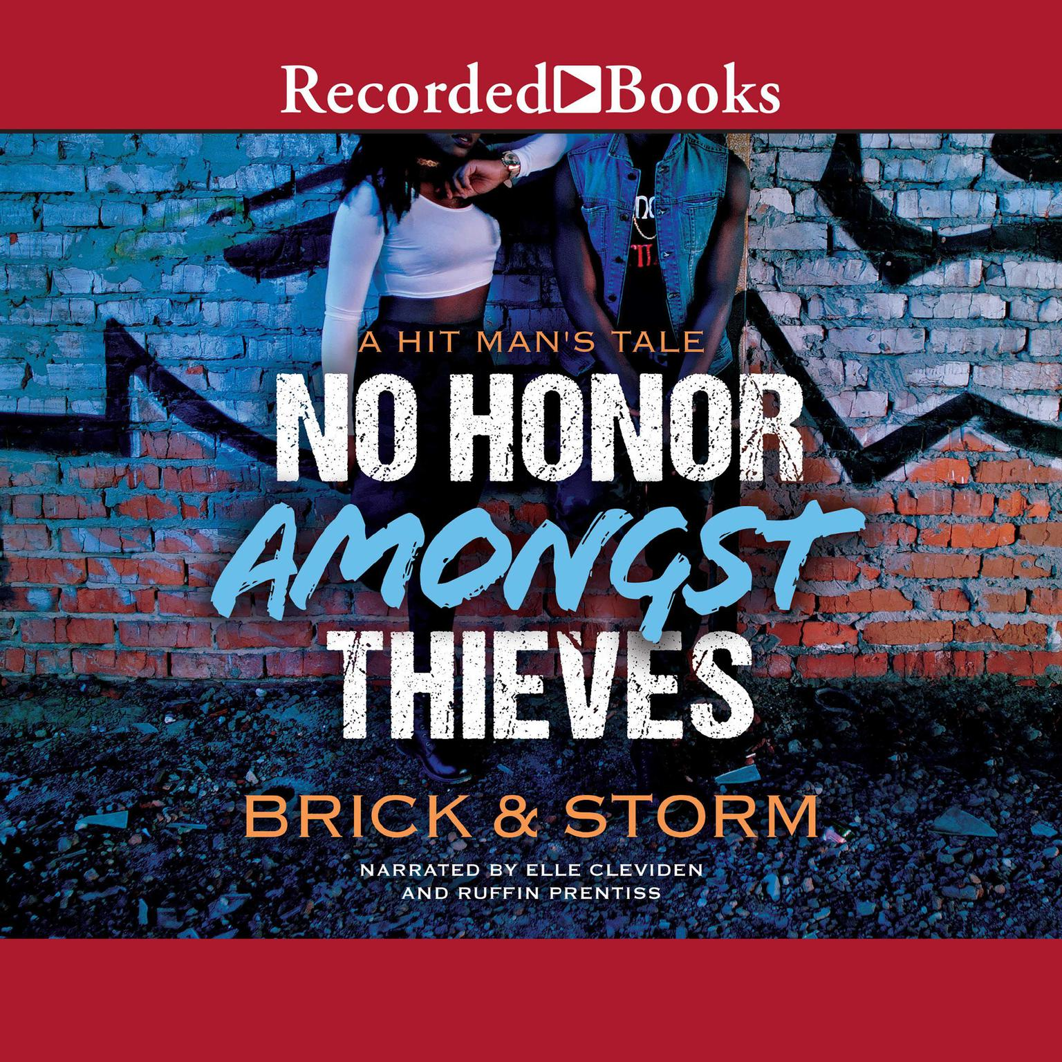 Printable No Honor Amongst Thieves: A Hit Man's Tale Audiobook Cover Art