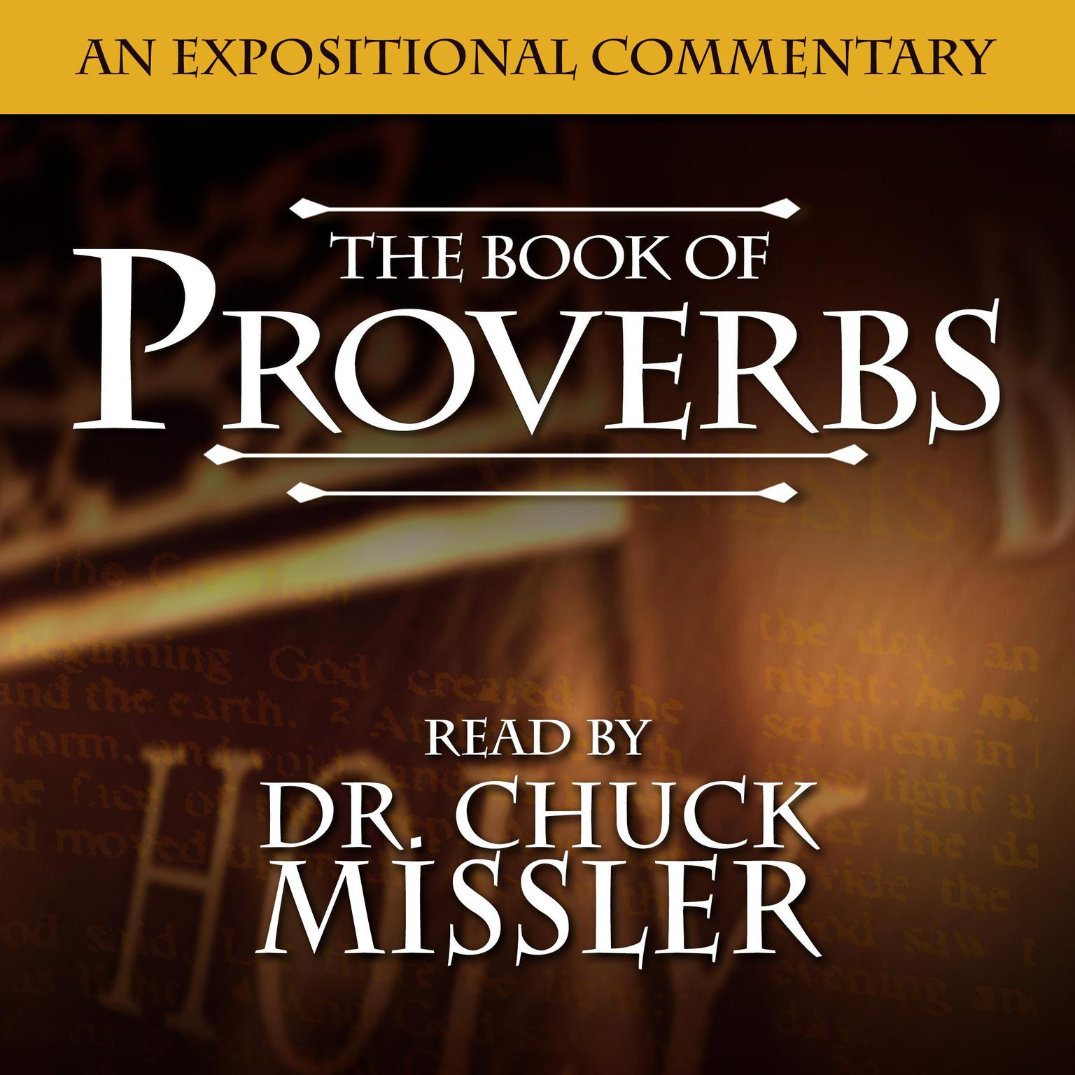 Proverbs: An Expositional Commentary Audiobook