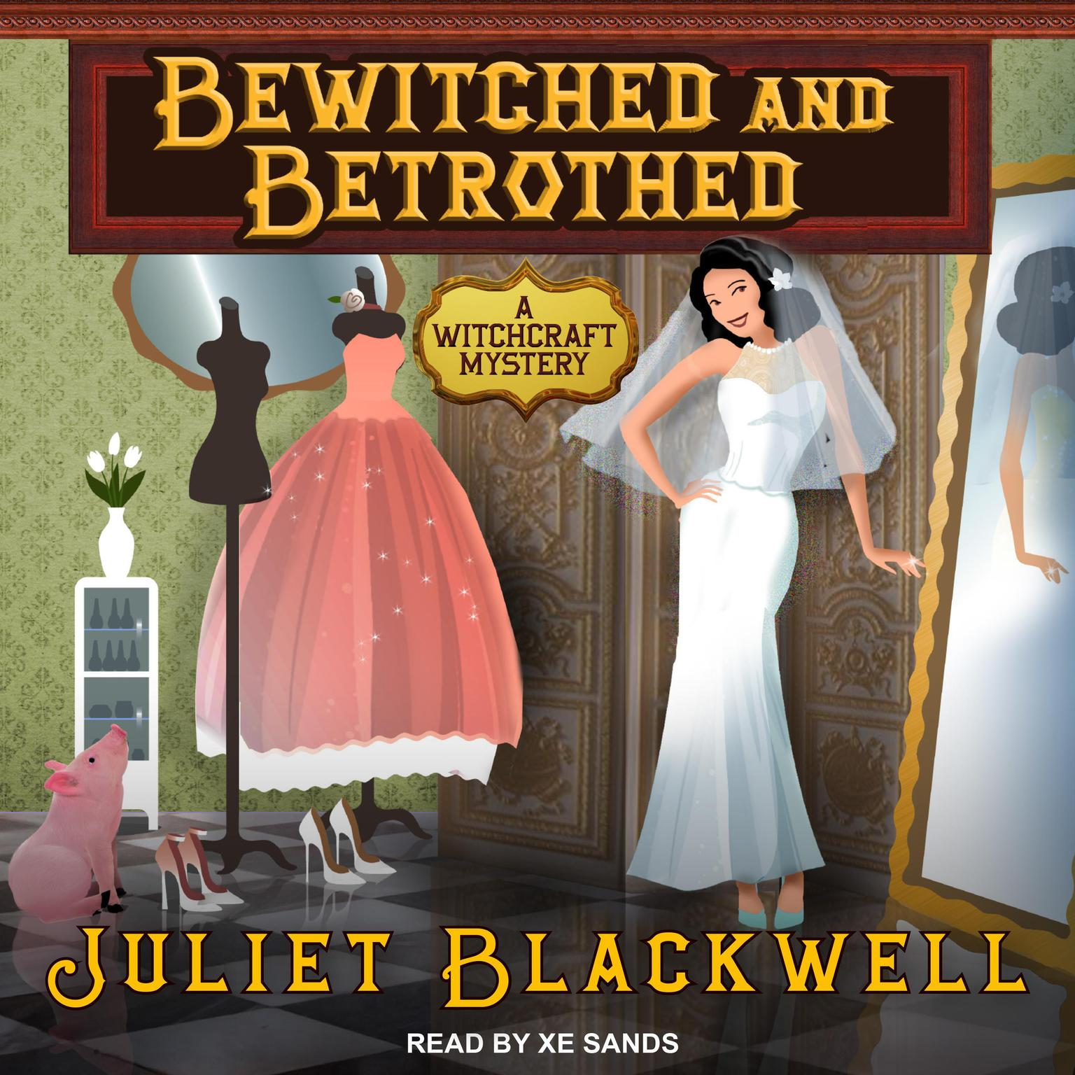Printable Bewitched and Betrothed Audiobook Cover Art