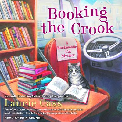 Booking the Crook Audiobook, by