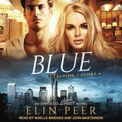 Blue Audiobook, by Elin Peer
