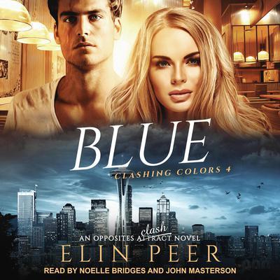 Blue Audiobook, by Elin Peer