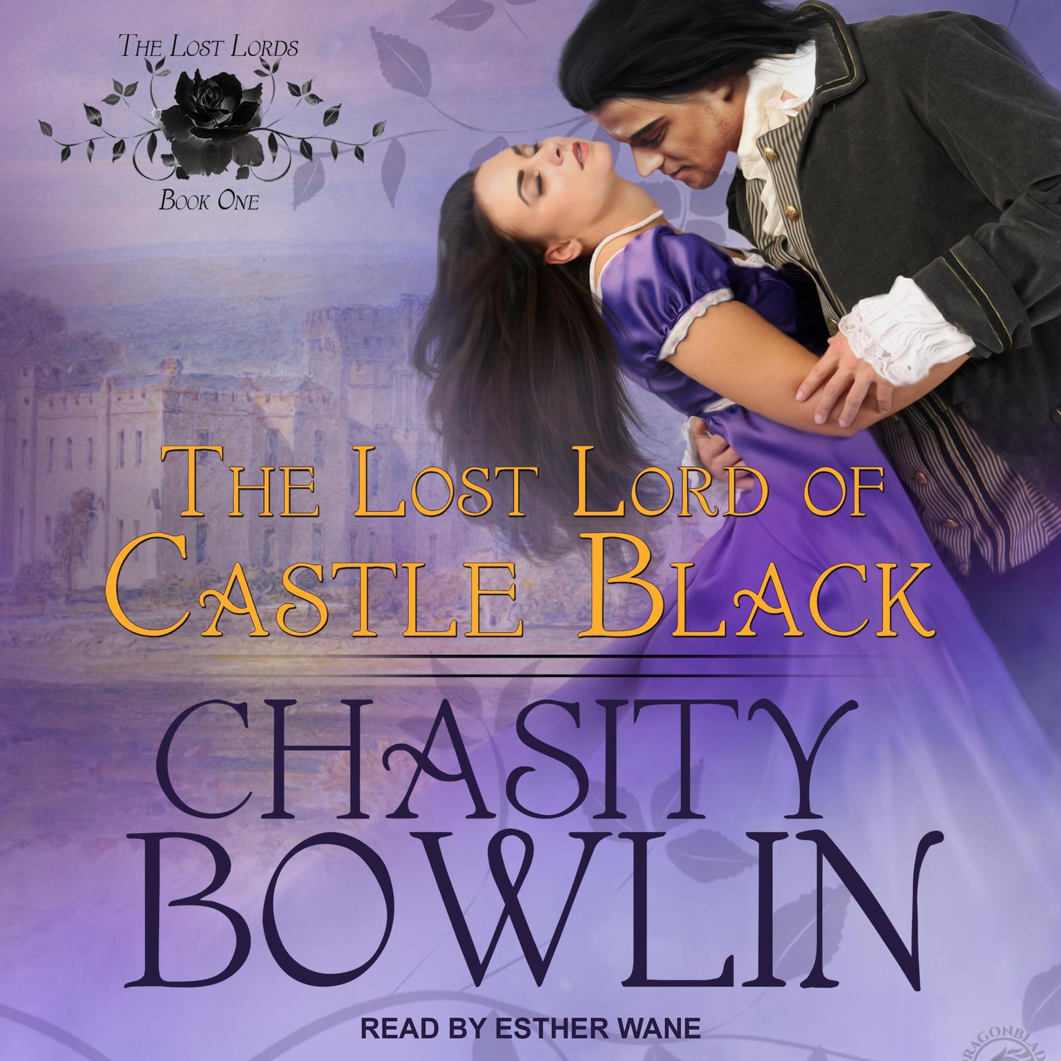 Printable The Lost Lord of Castle Black Audiobook Cover Art