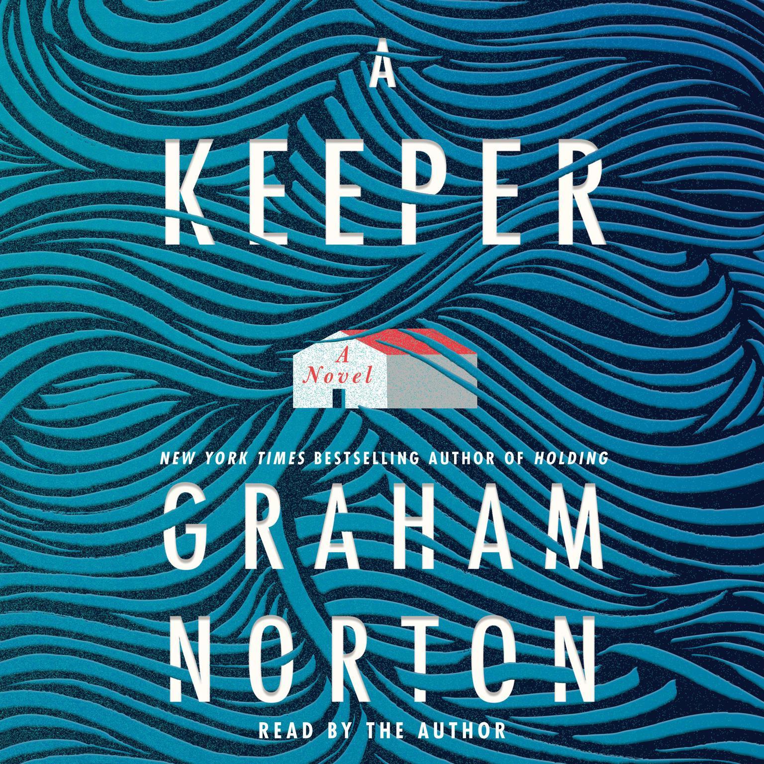 Printable A Keeper: A Novel Audiobook Cover Art