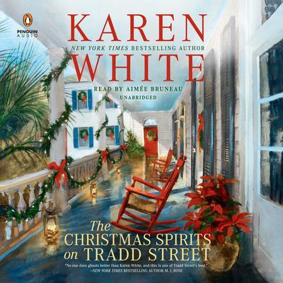 The Christmas Spirits on Tradd Street Audiobook, by Karen White
