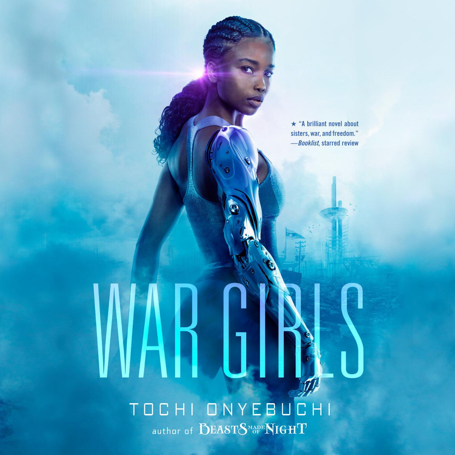 Printable War Girls Audiobook Cover Art