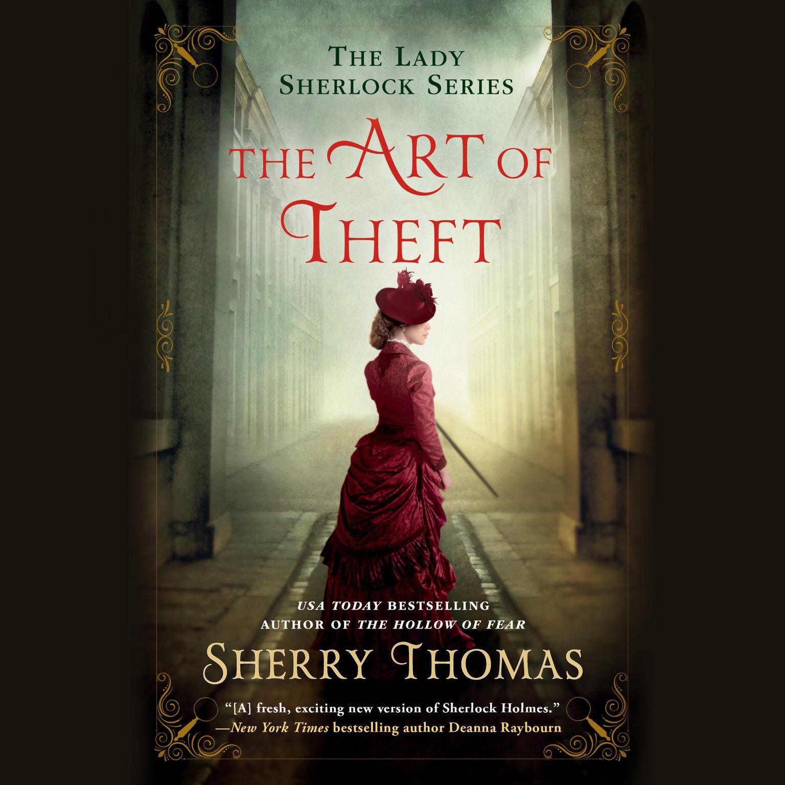 The Art of Theft Audiobook, by Sherry Thomas