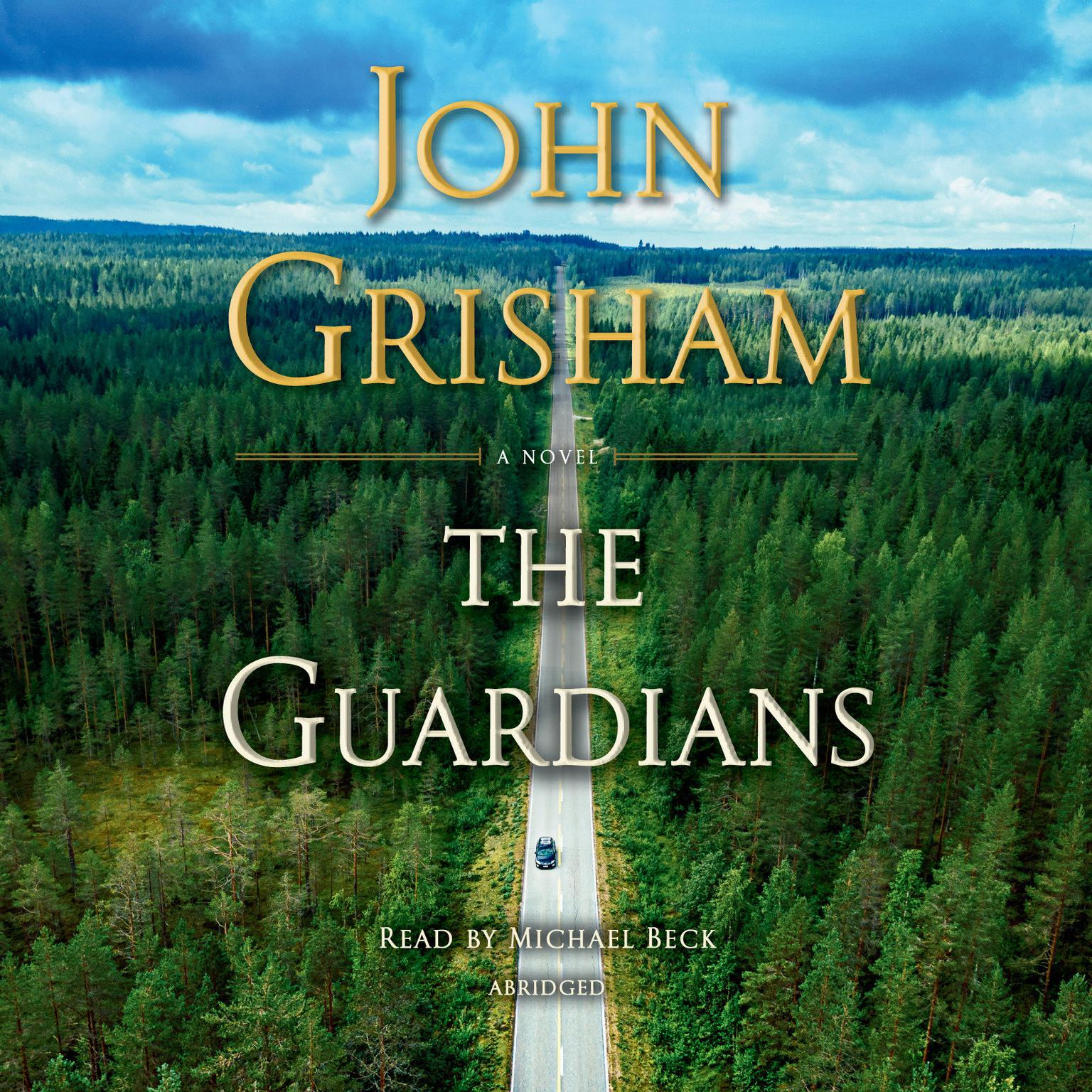 Printable The Guardians: A Novel Audiobook Cover Art