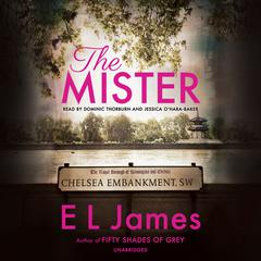 The Mister Audiobook, by E. L. James